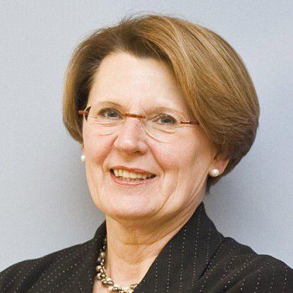 Bundes-CIO Cornelia Rogall-Grothe.