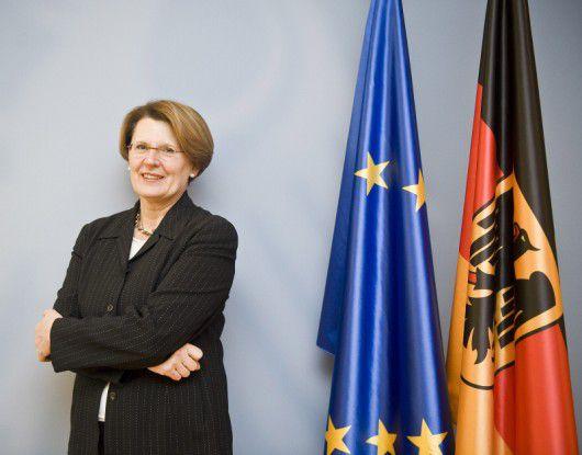 Cornelia Rogall-Grothe, neue IT-Beauftragte des Bundes