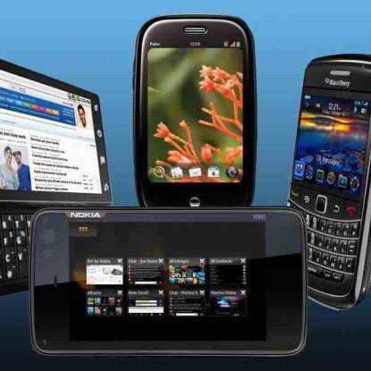 Networken über Smartphone? Geht easy. Hat aber auch seine Sicherheitslücken.