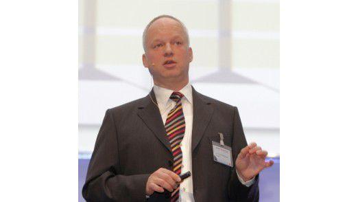 Peter Wroblowski von der Henkel AG.