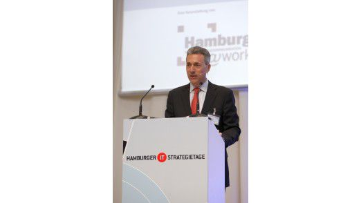Karl Landert, CIO der Credit Suisse Group.