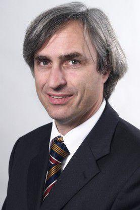 Leiter des Kompetenzzentrums Elektronischer Personalausweis.