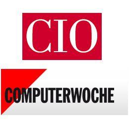 """""""CIO"""" und """"Computerwoche"""" haben die Studie unterstützt."""