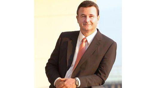 Johann Kandelsdorfer macht sich selbstständig. Bei OMV war er vier Jahre CIO, anschließend Chef der IT Operations.
