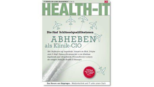 Die Health-IT-Ausgabe 4/2010.