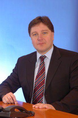 Detlef Frank, Mitglied des Vorstandes der Versicherung Huk24.