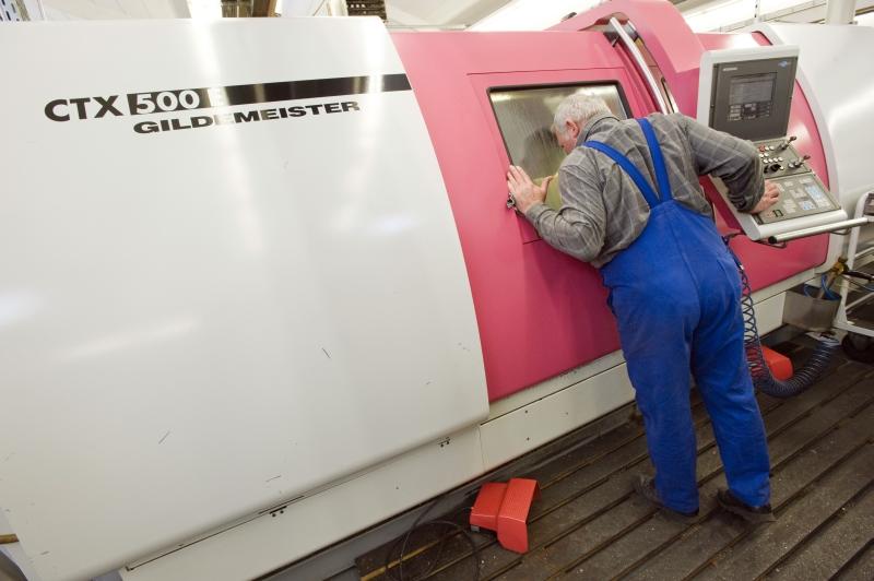 Der Maschinenbauer Gildemeister hat eine Online-Börse für den Handel von Maschinenkraft eingerichtet.