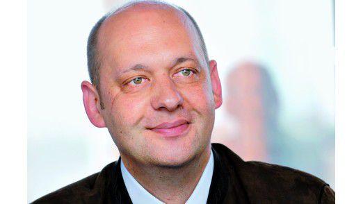 Kümmerte sich schon als Student um Fragen der Energie: Edgar Aschenbrenner, CIO der E.ON AG.