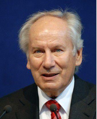 """""""Desktop-Virtualisierung ist eine perfekte Ergänzung des Megatrends Cloud Computing"""", sagt BITKOM-Präsident Prof. Dr. August-Wilhelm Scheer."""