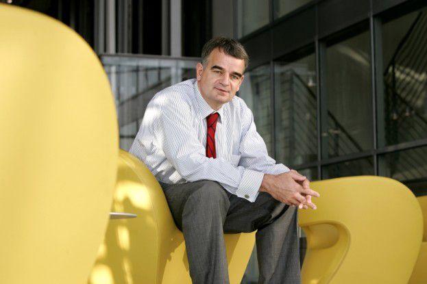 Deutsche-Post-CIO Johannes helbig bittet die Hacker-Community um Mithilfe.