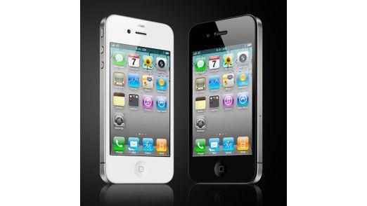 Wie wird sich das iPhone 5 vom iPhone 4 (hier im Bild) unterscheiden?