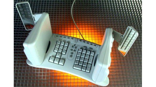 Die 21 bizarrsten Tastaturen.