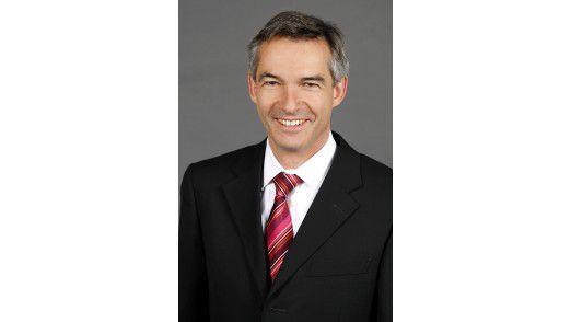 DAB-Vorstand Markus Walch kennt die Befindlichkeiten zwischen IT und Finance.