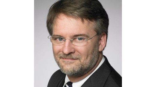 Jürgen Renfer ist Abteilungsleiter Informationstechnologie bei den Bayerischen GUVV/LUK.