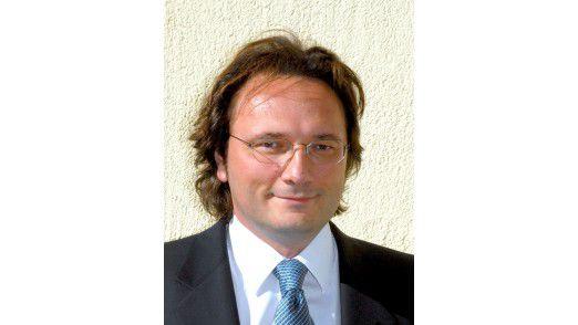 Pilot, Fluglehrer, Management-Berater und Autor Peter Klaus Brandl.
