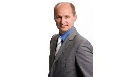 Leitet das neu geschaffene CIO-Office der Metro Group: Silvester Macho, CIO der Metro AG.