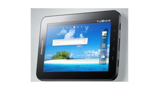 Das iPad bekommt ernste Konkurrenz vom Samsung Galaxy Tab.