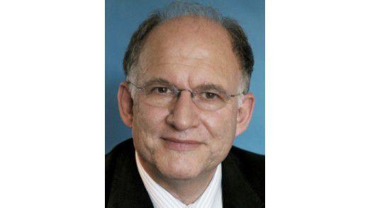 Meldet Vollzug: Bundesdatenschutzbeauftragter Peter Schaar.