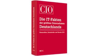 Die IT-Fakten der größten Unternehmen Deutschlands: CIO-Jahrbuch auch als PDF erhältlich
