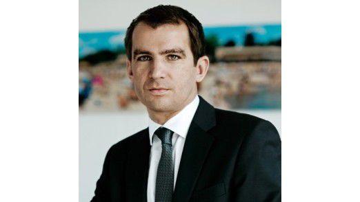 Sebastian Paas ist Partner bei KPMG im Bereich Performance & Technology.