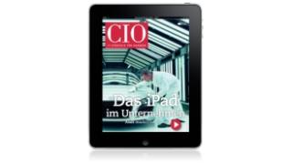 In eigener Sache: Das CIO-Magazin jetzt mit iPad-Ausgabe - Foto: Apple, Montage: Rene Schmöl
