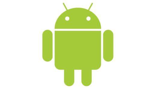 Das Android-Logo.