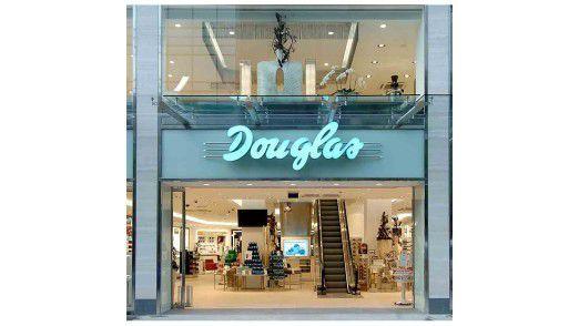Schicke Läden für schicke Kundinnen und Kunden: Die Parfümeriekette Douglas setzt auf Prognosen und Vorausberechnungen bei der Warenbestellung.