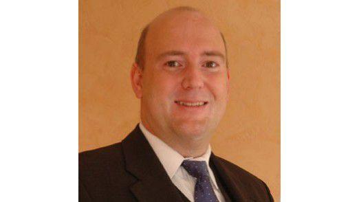 Clemens Blauert ist CIO vom Evangelischen Johannesstift.