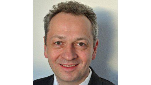 Muss extremes Wachstum bewältigen: Gerald Höhne, CIO von SMA Solar Technology.