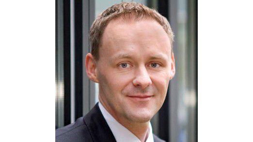 Dietmar Schlößer, CIO Deloitte Deutschland.