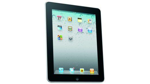 Insgesamt 78 Prozent der Unternehmen wählen das iPad von Apple.