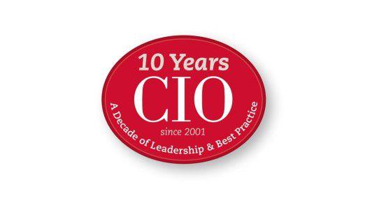 2011 feiert CIO das 10-jährige Jubiläum. Dafür haben wir dieses neue Logo entwickelt.