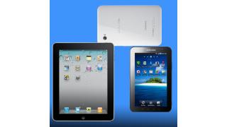 Playbook etabliert sich: Google wird Apple bis 2015 überholen - Foto: Apple/Samsung