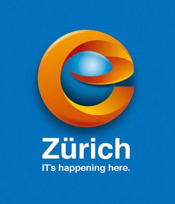 Das Logo der zunächst umstrittenen Plattform www.ezuerich.ch.