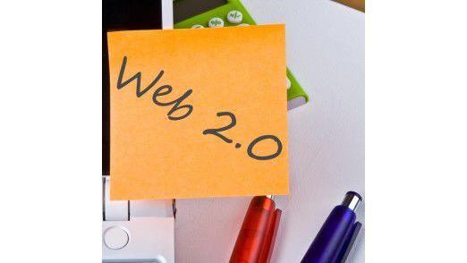 Web 2.0 nicht vergessen.