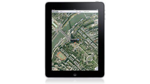 Momentan der Maßstab: Das Apple iPad.