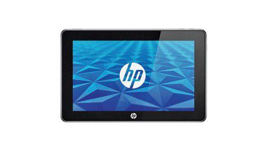 Vom Slate - einst als Apple iPad-Konkurrent konzipiert - will HP nichts mehr wissen.
