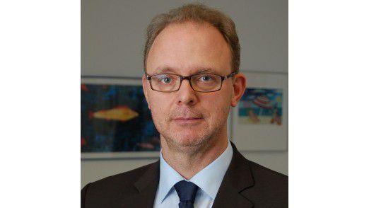 Hilft mit, die IT im Saarland zu bündeln: Hanno Thewes ist seit Dezember 2010 CIO des Saarlandes.