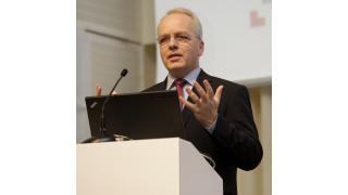 9. IT-Strategietage eröffnet: Deutsche Bank baute IT kräftig um - Foto: Joachim Wendler