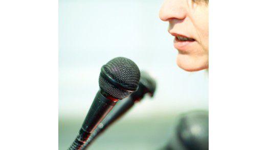 """Manche Menschen reden sich den Mund fusselig und überzeugen ihr Gegenüber trotzdem nicht. Warum? Ihre Worte """"berühren"""" ihre Zuhörer oder Gesprächspartner nicht. Hier einige Tipps, wie Sie beim Sprechen die gewünschte Wirkung erzielen."""