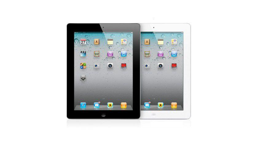 Ergattern Sie ein iPad 2.