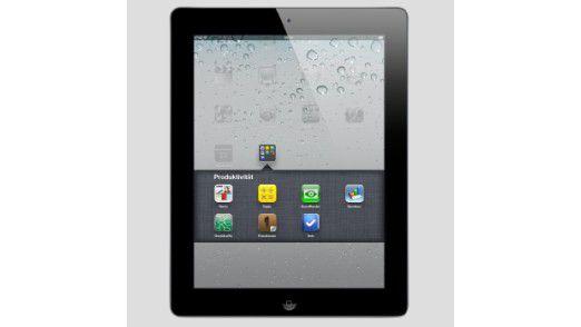 Wer mit dem iPad 2 auf Geschäftsreise gehen will, muss den Einsatz gut planen.