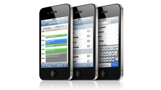 Mit 795 Punkten die Konkurrenz auf Distanz gehalten: das iPhone 4 von Apple.