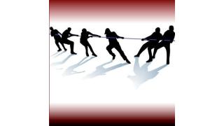 Jeder gegen jeden: Die 4 schlimmsten Kleinkriege unter IT-lern - Foto: scusi - Fotolia.com