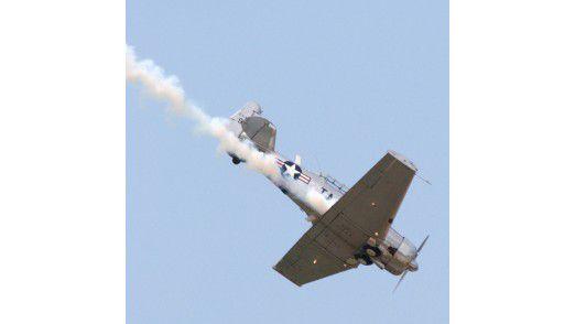 Runter kommen sie immer: Gesetzliche Regelungen sollen verhindern, dass Drohnen den Flugverkehr gefährden.