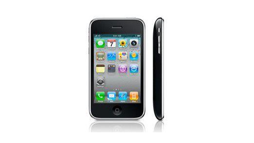 Das Apple iPhone 4 mit 3,5-Zoll-Display.