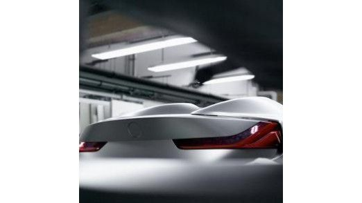 Die Zukunft hat schon begonnen. Das Konzeptfahrzeug BMW Vision ConnectedDrive.