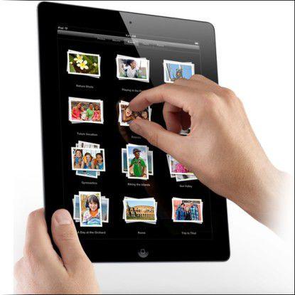 Räumen Sie ein iPad 2 ab!