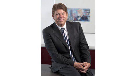 Klaus-Hardy Mühleck war bis Ende September 2011 IT-Chef von Volkswagen.