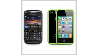 Exit-Strategien für Unternehmen: Die Alternativen zum Blackberry - Foto: RIM, Apple